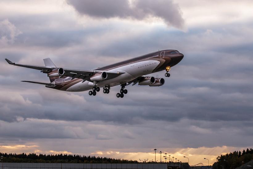 В минувшем году российские миллиардеры начали продавать свои самолеты Авиация