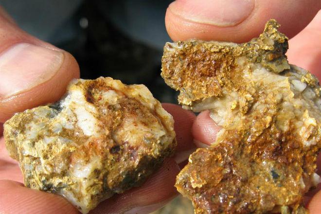 Сколько золота в тонне глины глина