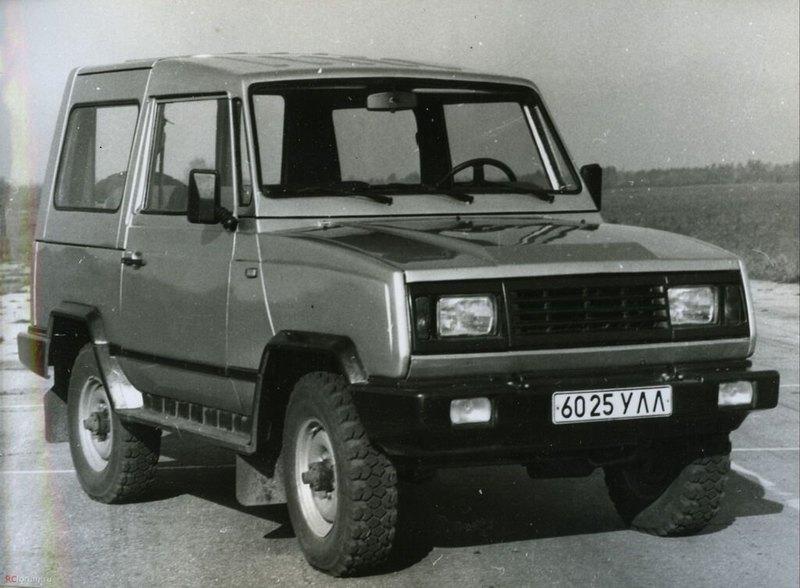 Серпом и молотом: советские автомобили, не пошедшие в серию марки и модели