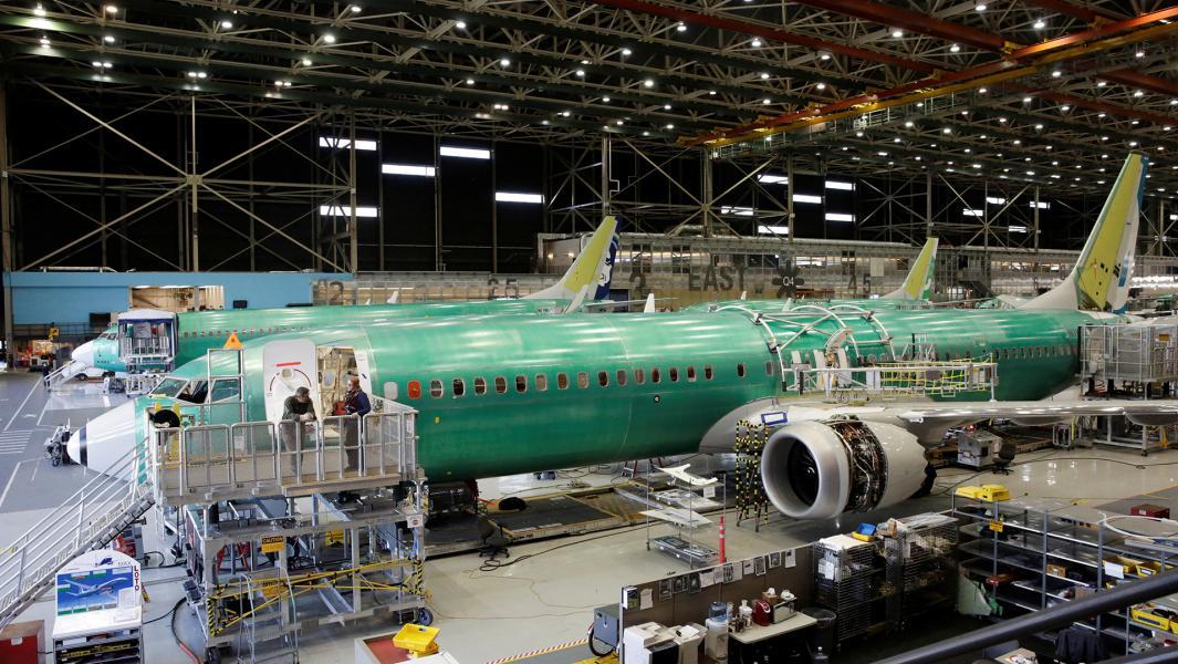 Boeing с тенью: вторая катастрофа ставит будущее лайнера MAХ под угрозу Авиация