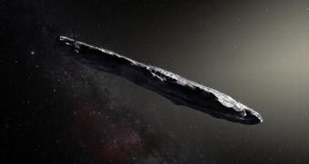 Ученый предложил искать инопланетян, летающих верхом на черной дыре Космос
